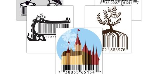 12 بارکد با طراحی خلاقانه برای بسته بندی های زیباتر و متفاوت تر