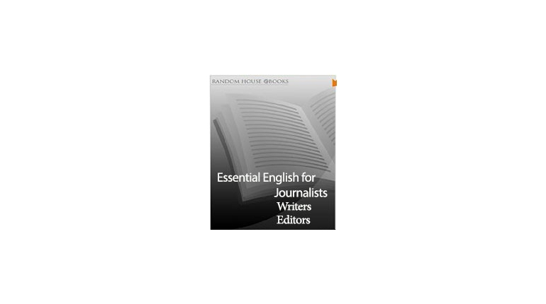دانلود کتاب انگلیسی ضروری برای روزنامه نگاران