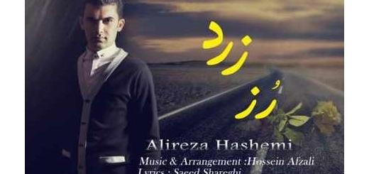 دانلود آلبوم جدید و فوق العاده زیبای آهنگ تکی از علیرضا هاشمی