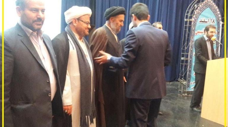 انتخاب کانون شهید ترابی به عنوان کانون نمونه استانی در سال 1395