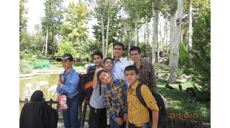 گزارش تصویری اردوی فرهنگی تفریحی اصفهان