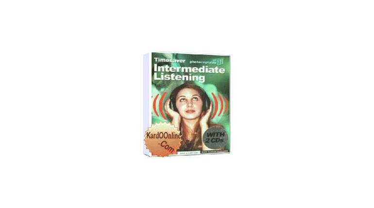 تقویت مهارت شنیداری انگلیسی باTimesaver Intermediate Listening