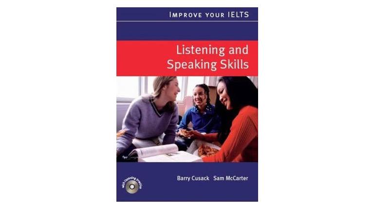 دانلود کتاب آمادگی برای آزمون آیلتس Improve Your IELTS Listening and Speaking
