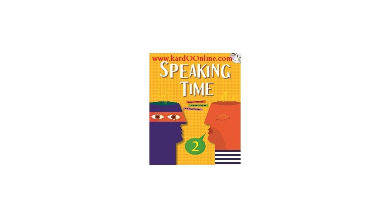 دانلود Speaking Time 2