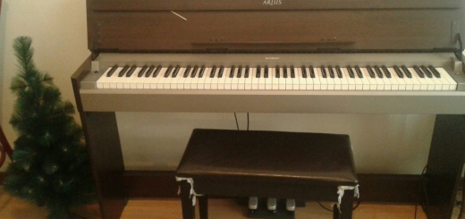 فروش پیانو یاماها مدل YDP-S31 دست دوم