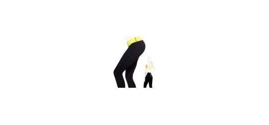 شلوار لاغری هات شیپر Hot shapers قابل استفاده برای زمان ورزش