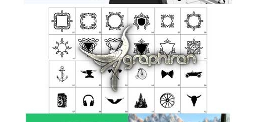 دانلود کیت گرافیکی ساخت آسان لوگو