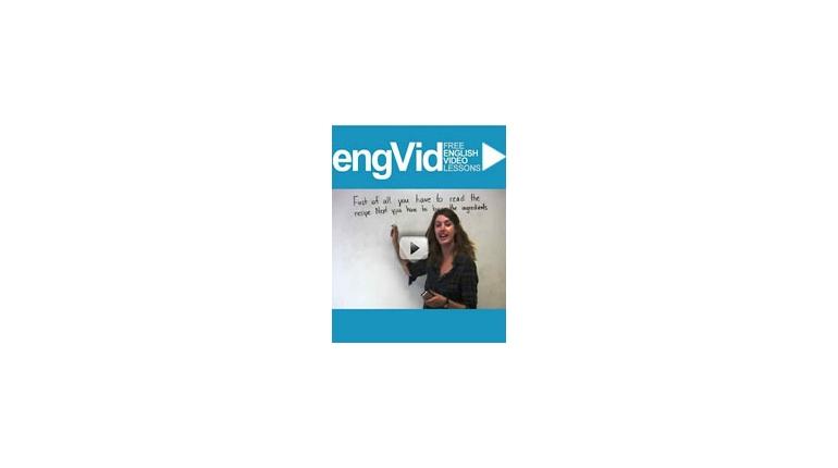 مجموعه آموزش تصویری انگلیسی EngVid