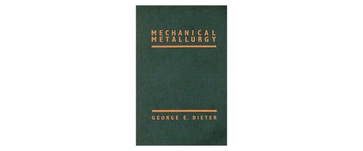 کتاب متالورژی مکانیکی - جورج دیتر