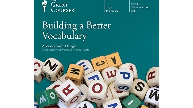 آموزش ویدئویی تقویت واژگان زبان انگلیسی TTC Building a Better Vocabulary