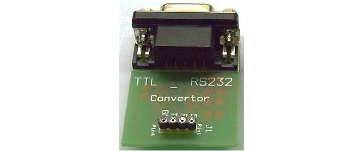 مبدل RS232 به TTL و بلعکس