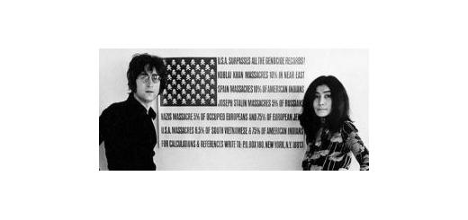 درخواست همسر «جان لنون» برای کنترل سلاح در آمریکا یوکو اونو: آمریکا به یک منطقه جنگی تبدیل شده است