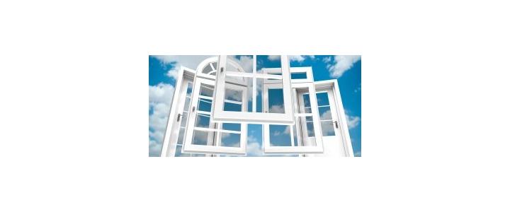 فروش پنجره دوجداره وین تک در کرج