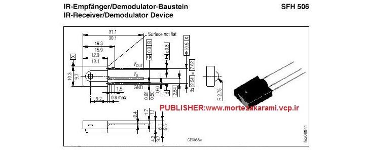 راه اندازی  RC5از طریق میکرو AVR